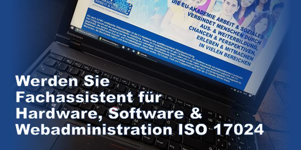 Fachasistent für Hardware, Software & Webadministration